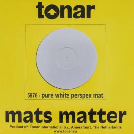 Tonar Pure White Perspex Mat art.5976