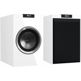 KEF R100 High Gloss Piano White