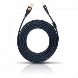 OEHLBACH 9121 USB A-Mini 150 1,50m