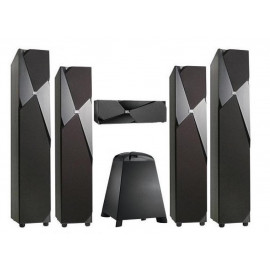 JBL STUDIO190/180PACK Black