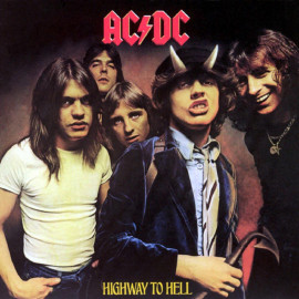 AC/DC - HIGHWAY TO HELL 1979/2003 (5107641) SONY MUSIC/EU MINT 5099751076414