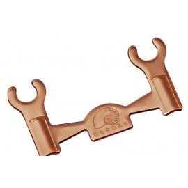 Cardas CLJP Jumper Plates bare copper