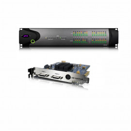 AVID PRO TOOLS|HD NATIVE PCLE + HD I/O 8X8X8 SYSTEM