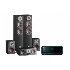 Yamaha RX-V4A + set 5.0 DALI Oberon 5/1/Vocal