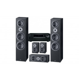 Домашний кинотеатр set 5.0 Onkyo TX-SR252 + Magnat Monitor Supreme 2002/102/center252