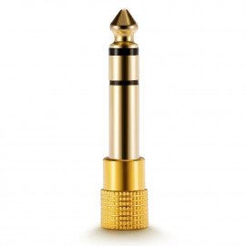 PROFIGOLD Jack Adaptor 3 5 mm socket to 6 3 mm