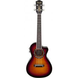 Fender T-BUCKET TENOR UKULELE FM SB