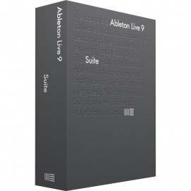 Ableton Live 9 Suite Edition, UPG from Live Intro