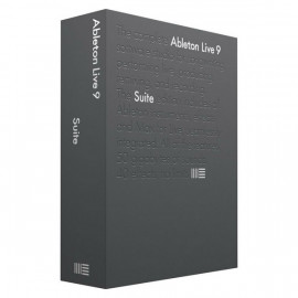 Ableton Live 9 Standard Edition, UPG from Live Intro