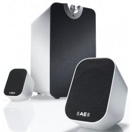 Acoustic energy Aego M Sub-Sat System White