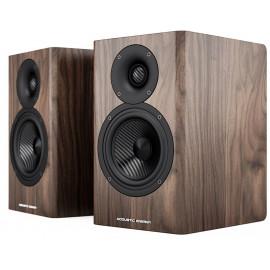 Acoustic Energy AE 500 Walnut wood veneer
