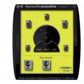 Dynaudio PC/MAC Remote Control Software