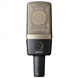 AKG C314 конденсаторный студийный микрофон