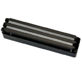 Lace Aluma J-Bass (neck) Black Anodized