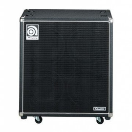"AMPEG AMPEG 4-10"" SVT410HE horn loaded speaker cabinet, 500W RMS, SVT CL head color scheme"
