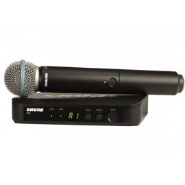 SHURE BLX24E/SM58BLX24 VOCAL SYSTEM WITH SM58