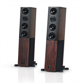 Audio Physic CARDEAS Macassar Ebony