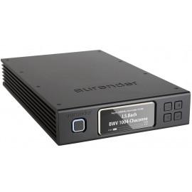 Aurender N100H-2TB Black