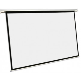 "AV Screen 3V150MEV(4:3 150"")Matte White"