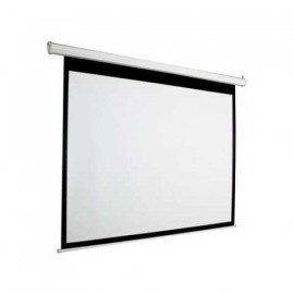 "AV Screen SN200XEV-D(4:3 200"")Fiber Matte White SOMFY"