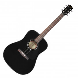 FENDER CD-60 V3 WN BLACK