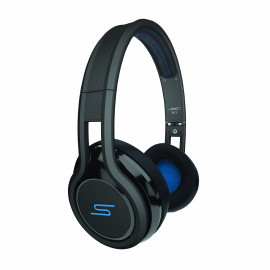 SMS STREET by 50 Wired On Ear Black