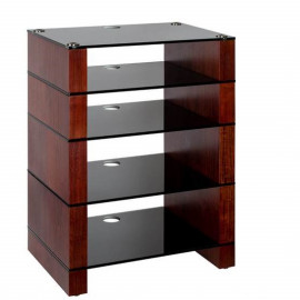 BLOK STAX 810X Walnut Black Glass
