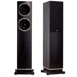 Fyne Audio F501 Black Oak