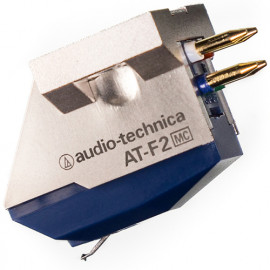 Audio-Technica cartridge AT-F2 Moving Coil