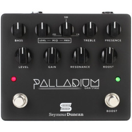 SEYMOUR DUNCAN PALLADIUM GAIN STAGE BLACK