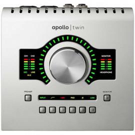 UNIVERSAL AUDIO Apollo Twin USB Heritage Edition (Desktop/Win)