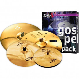 ZILDJIAN GOSPEL A CUSTOM PACK