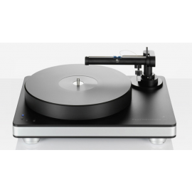 Clearaudio Performance DC (TT5 tonearm, essence MC) Black with silver