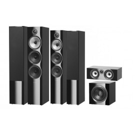 B&W серии 703 S2 set 5.1 Black Gloss