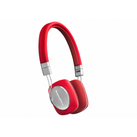 B&W P3 ON-EAR Red