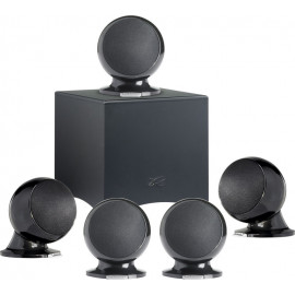 Cabasse Alcyone 2 5.1 system Glossy Black
