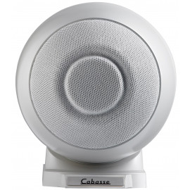 Cabasse IO 2 on wall/base version Glossy White