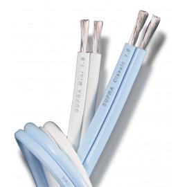 Supra Cable CLASSIC MINI 2X1.6 WHITE 10M