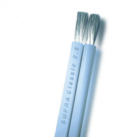 Supra Cable CLASSIC 2X2.5 BLUE 10M