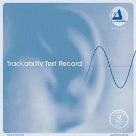 Clearaudio - Trackability Test Record 180 gr. LPT 43039