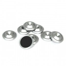 Cold Ray Spike Protector Small Silver (комплект 8 шт.)