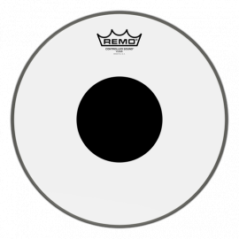 REMO CS 12' CLEAR BLACK DOT