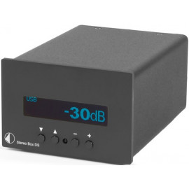 Pro-Ject Stereo Box DS Black