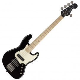 SQUIER by FENDER CONTEMPORARY ACTIVE J-BASS V HH MN BLACK