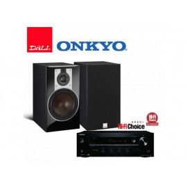 Dali Opticon 2+Onkyo TX-8130 Set
