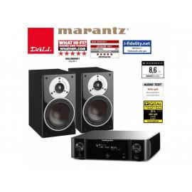 Dali Zensor 1 + Marantz MCR511 Melody Stream