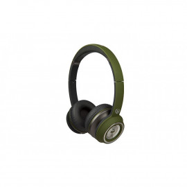 Monster NCredible NTune Matte On-Ear Headphones Matte Green