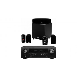 Denon AVR-S650H (5.1 сh) + set 5.1 Polk Audio TL1600