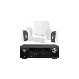 Denon AVR-S650H (5.1 сh) + set 5.1 Polk Audio TL1700