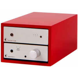 Pro-Ject DESIGN BOX ACRYL 2 - RED